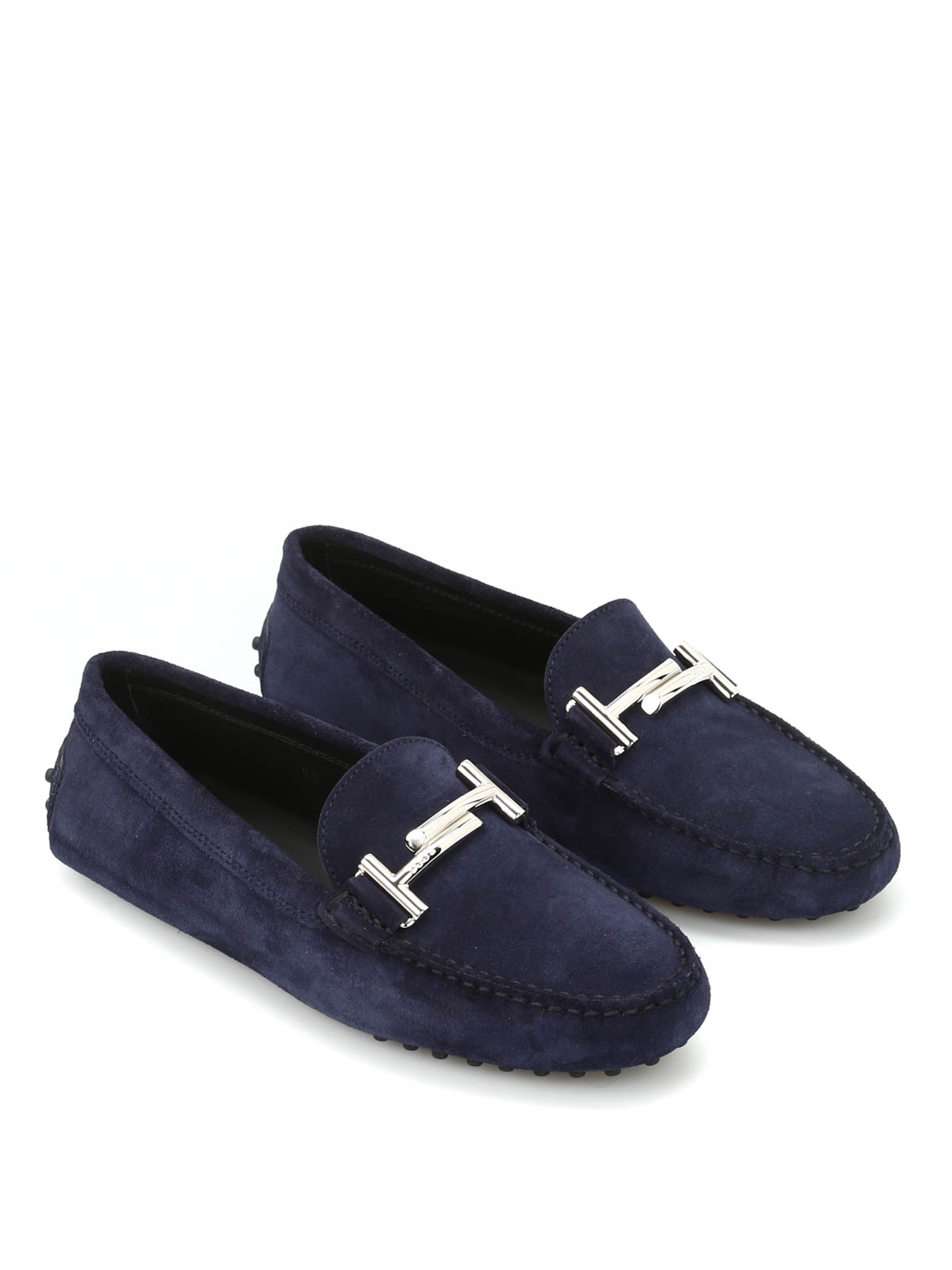 8862fdc8d42 Tod S - Gommini Maxi double T loafers - Loafers   Slippers ...