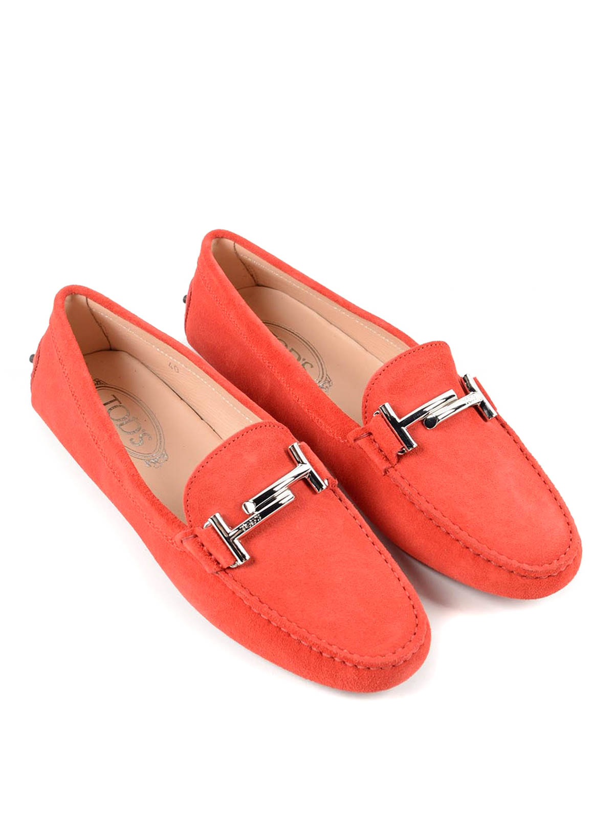 4b9307fdba2 Tod S - Gommini Maxi Double T loafers - Loafers   Slippers ...