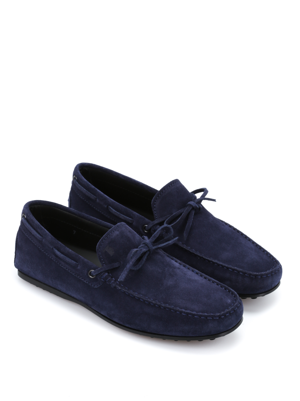 Tod's Laccetto City Gommino loafers
