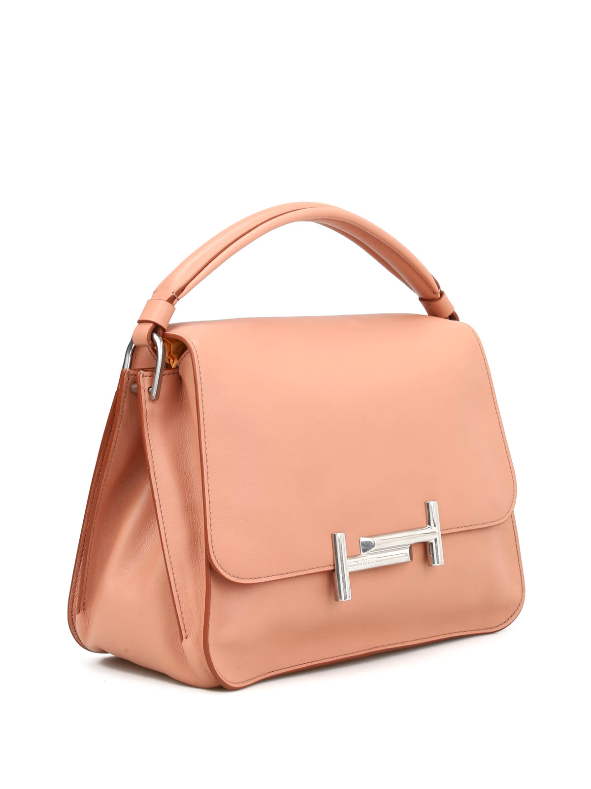 Tods Double T Shoulder Bag Bags Xbwamuy0201tiam610 Tod