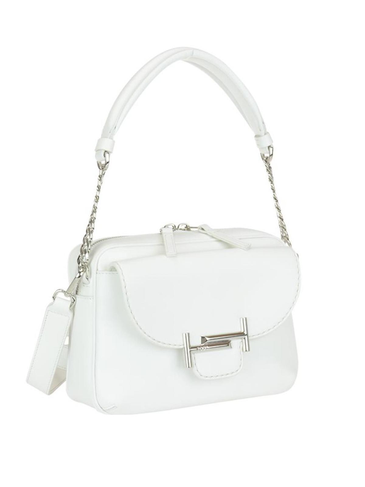 08ab786905e Double T white mini camera bag shop online: TOD. TOD. TOD. TOD