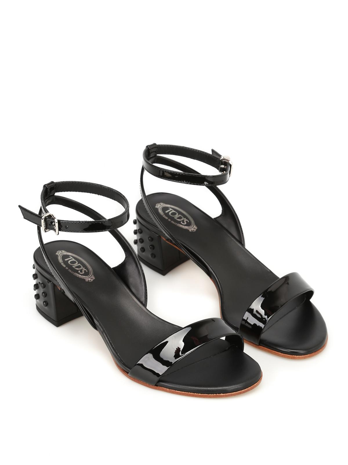 Sandalo Nero con Gommini Sitio Oficial Tienda En Linea 100% Original De Venta En Línea Fechas De Lanzamiento En Línea Barato De Salida Con Tarjeta De Crédito RQRw0NSTC8