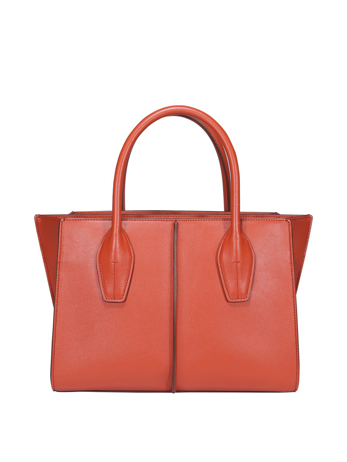 Tod's HOLLY SMALL SMOOTH LEATHER BAG