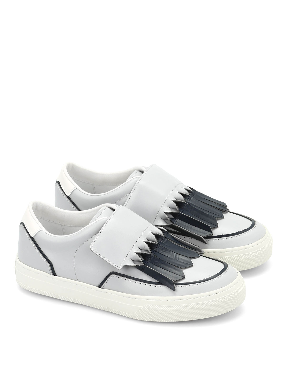 Frangia Origami Sneakers By TodS Trainers IKRIX