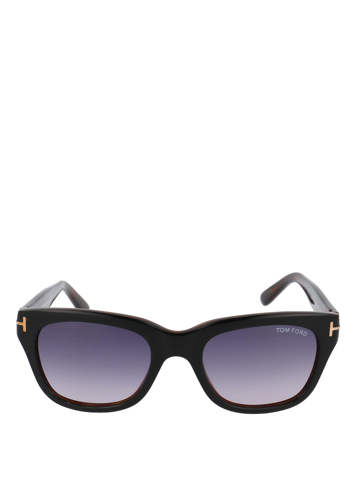 Tom Ford Havana Acetate Sunglasses Sunglasses Ft023705b Ikrix Com