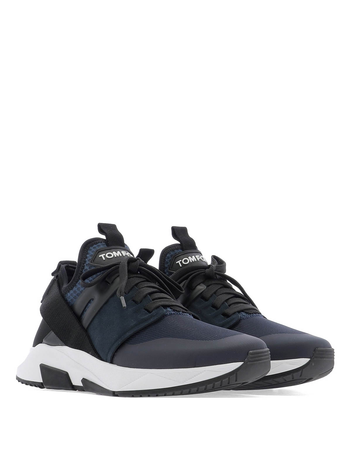 Tom Ford - Jago nylon sneakers