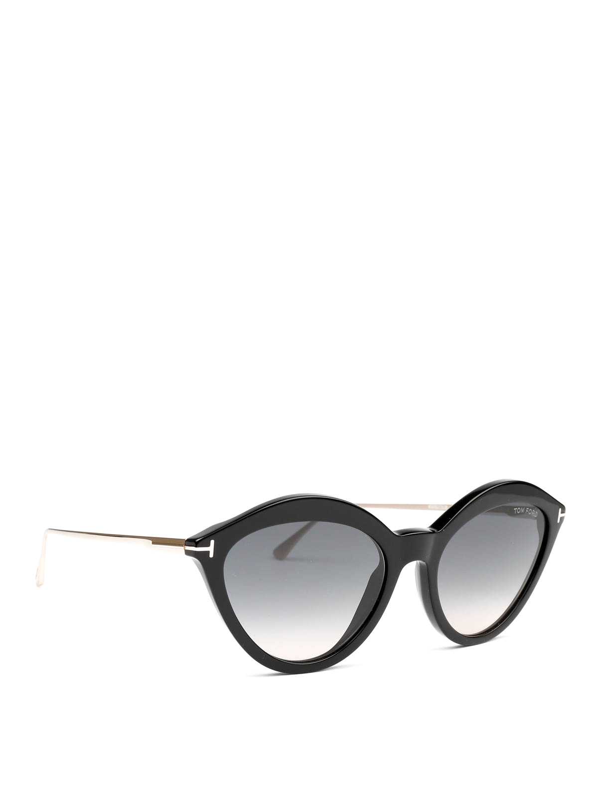 0fe273d021980 Tom Ford - Chloe black sunglasses - عینک آفتابی - FT0663 01B