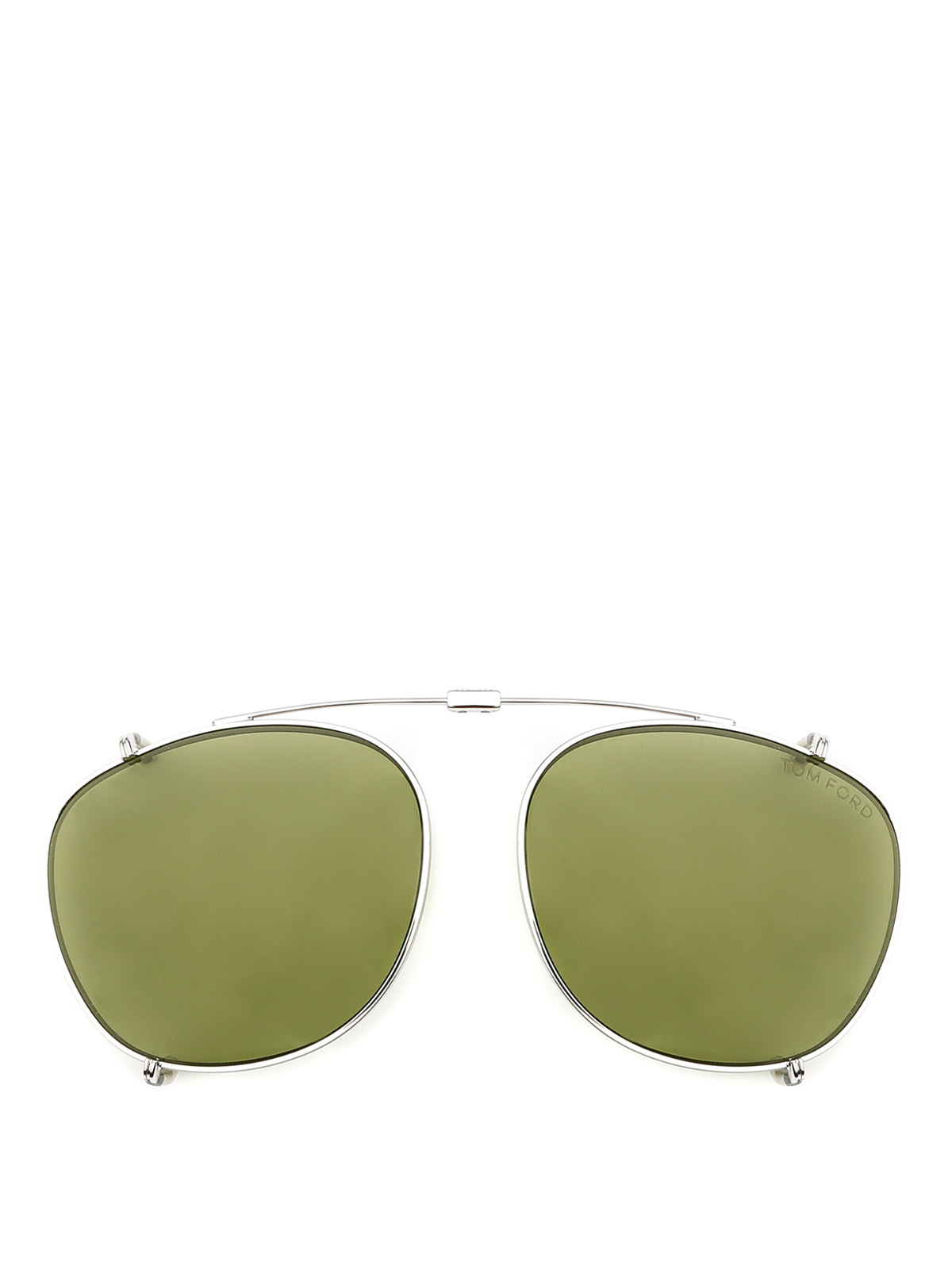 878386d309 TOM FORD  sunglasses - Clip On sunglasses with green lenses