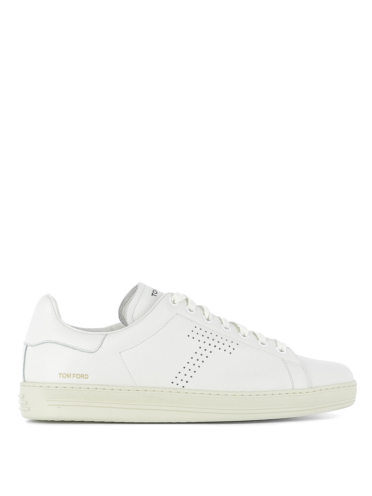 clearance outlet locations with credit card online Tom Ford perforated logo sneakers finishline cheap price latest for sale RedYyJM71N