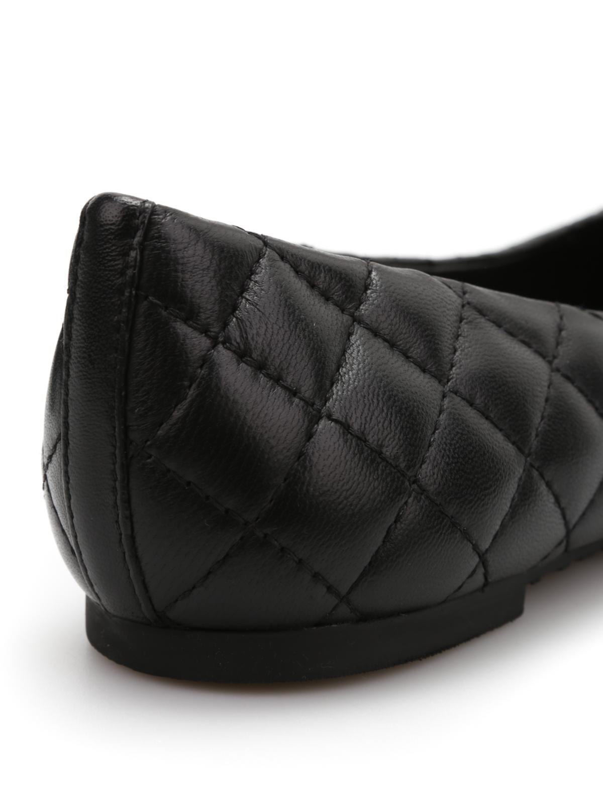 d5e8a1e44 TORY BURCH buy online Leather Quinn flats. TORY BURCH  flat shoes ...