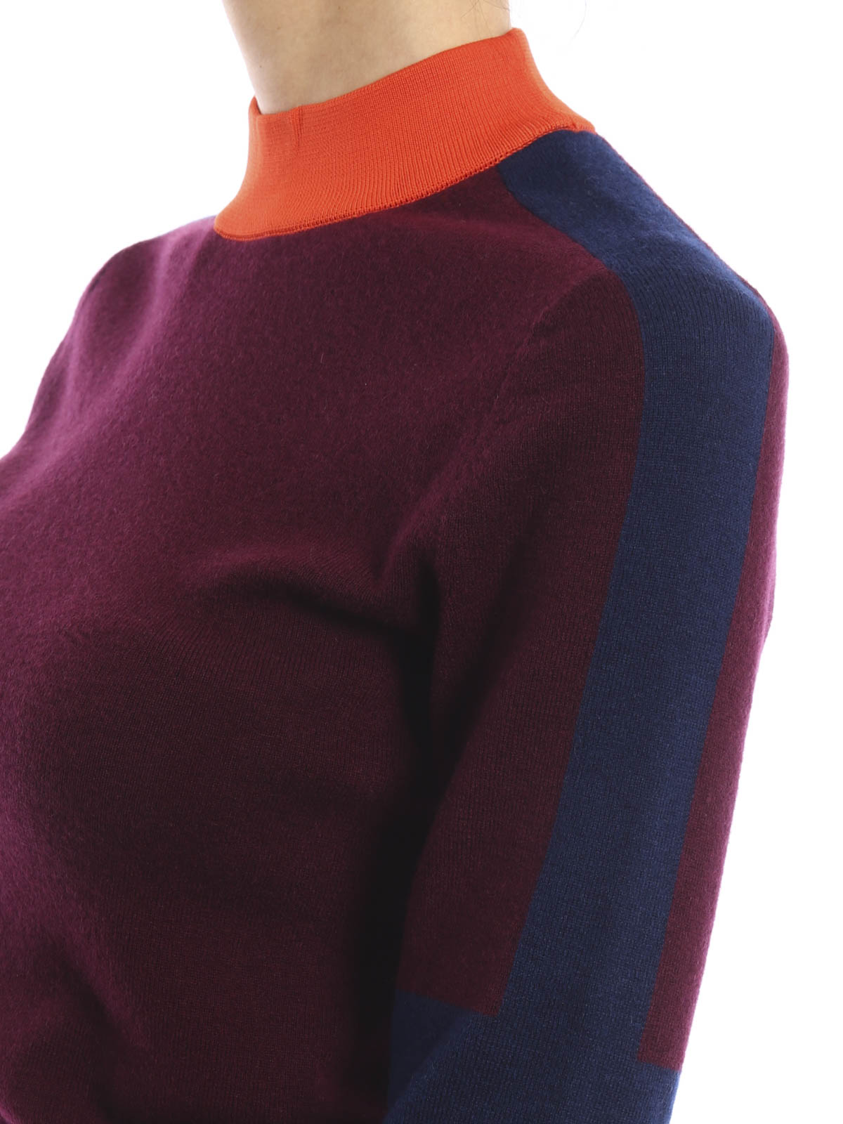 Megan cashmere sweater by Tory Burch - Turtlenecks & Polo necks ...