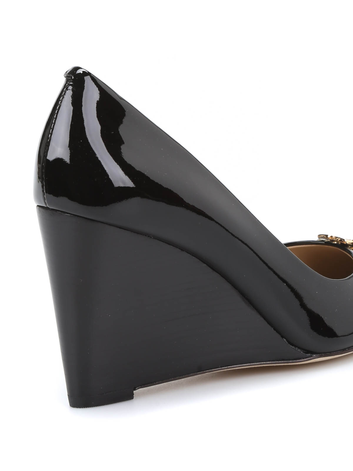 Tory Burch - Raleigh wedge court shoes