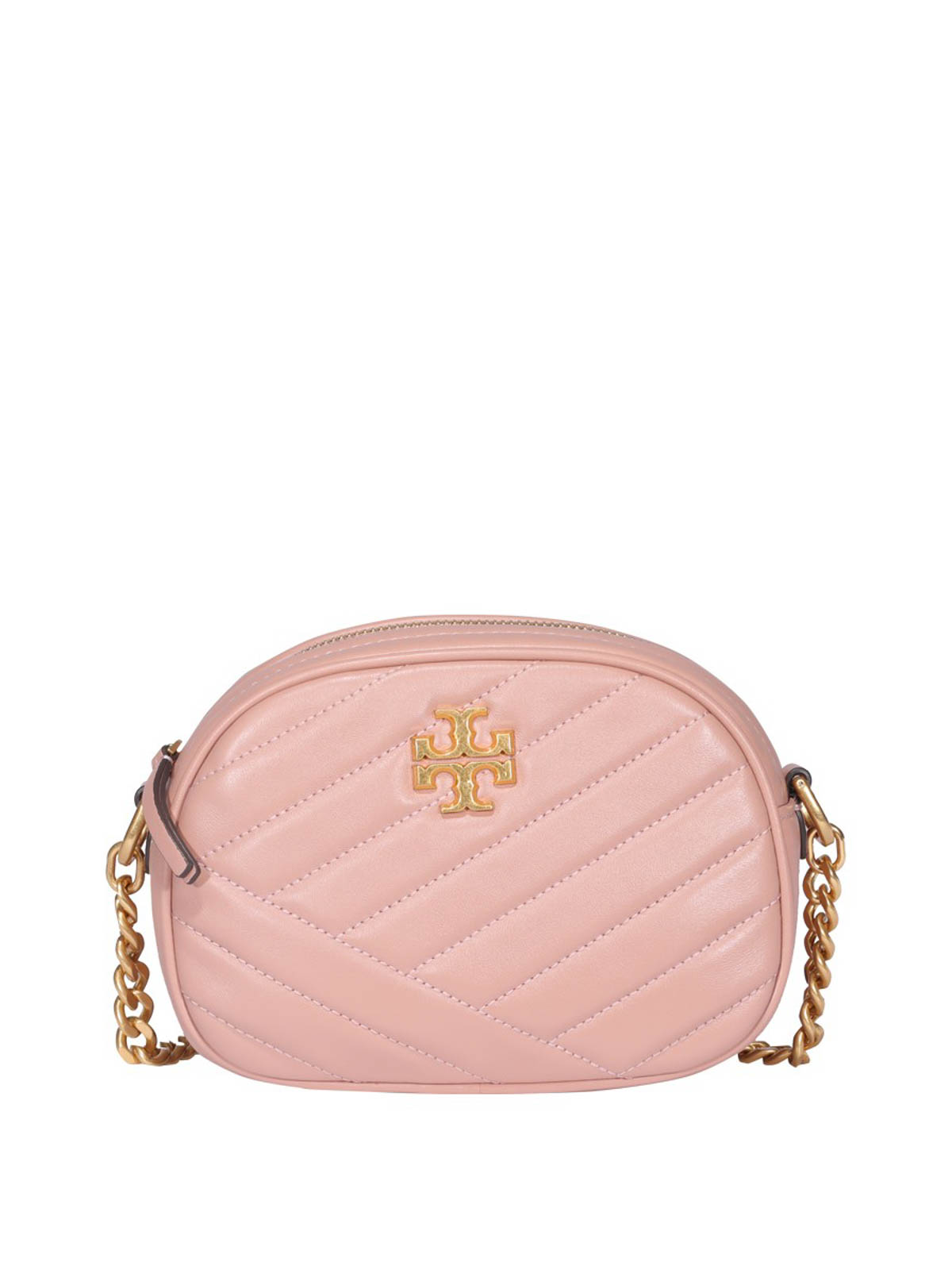 Tory Burch QUILTED LEATHER BAG