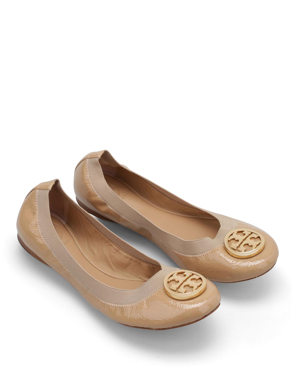 Tory Burch: flat shoes - Caroline Naplak flats