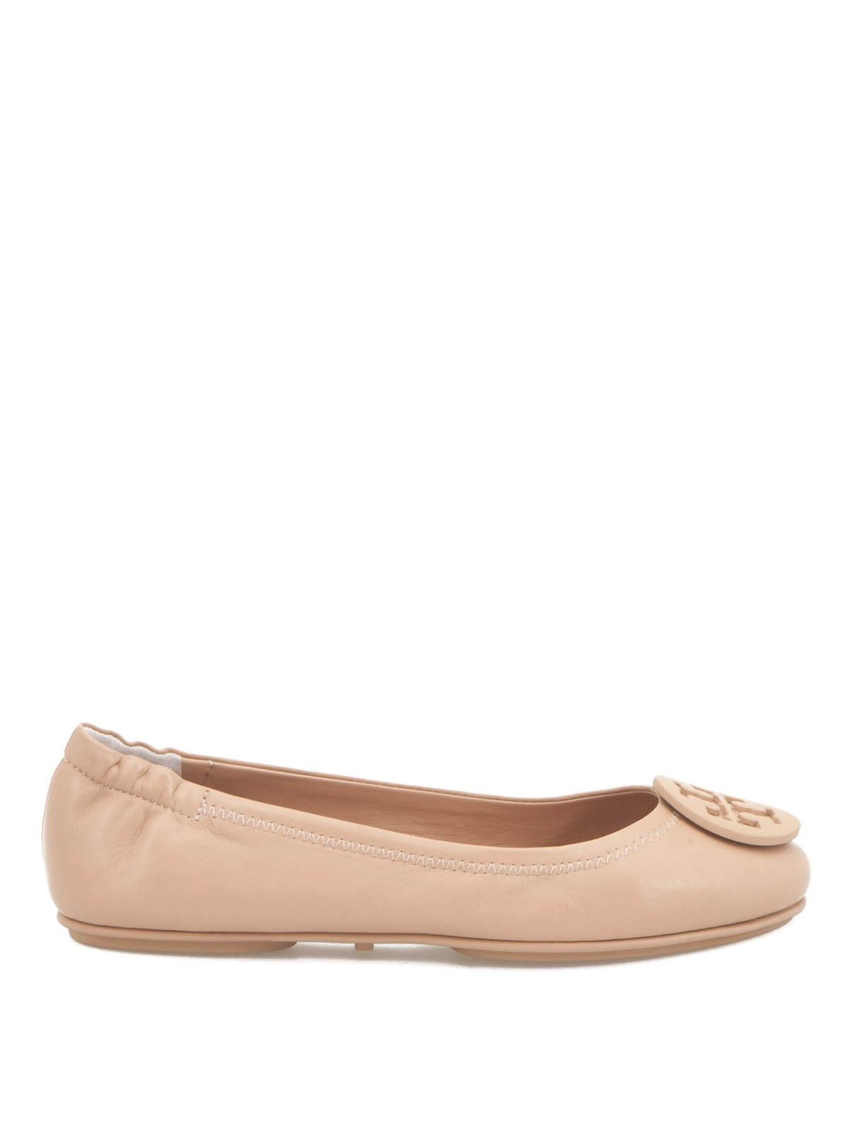 00dc23c16c2 Tory Burch - Minnie folding flats - flat shoes - 51158251 254 ...