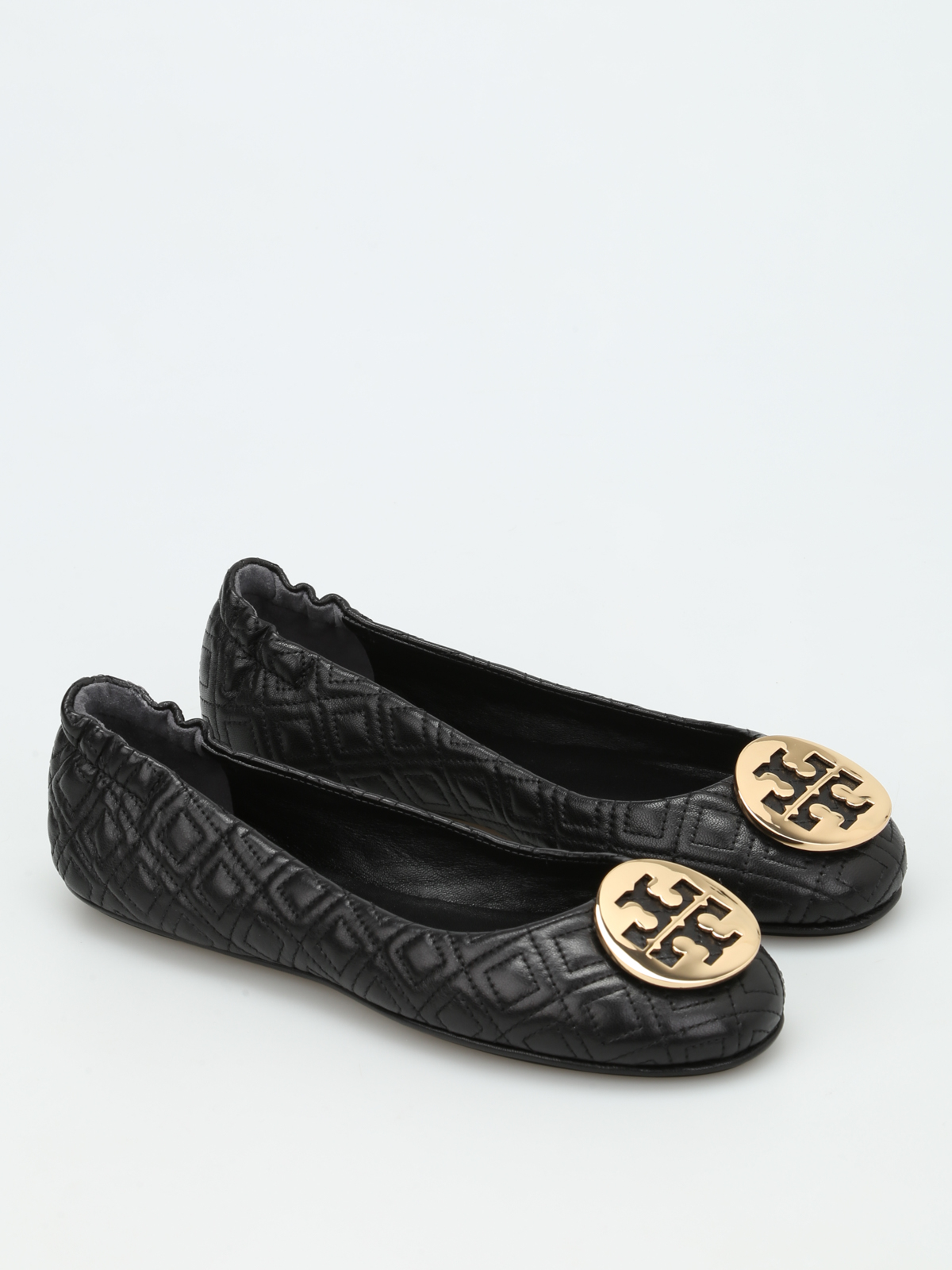 Minnie Folding Flats By Tory Burch - Flat Shoes | IKRIX