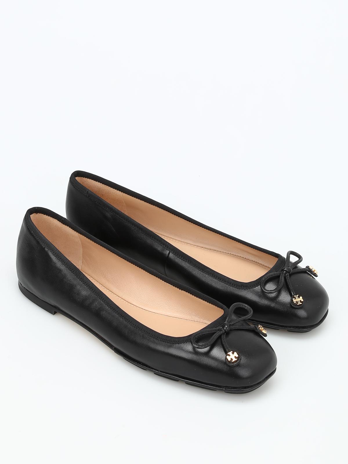 991fad14a Tory Burch - Laila driver ballet flat - flat shoes - 36834 001 ...