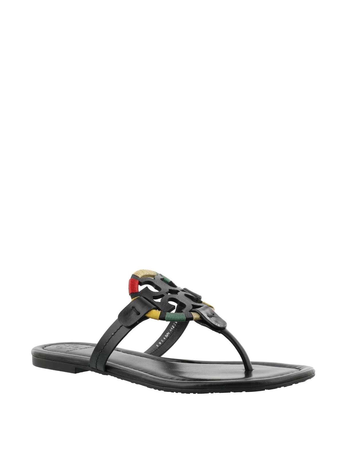 9b7581c9e764 Tory Burch - Miller leather thong sandals - sandals - 44229 890