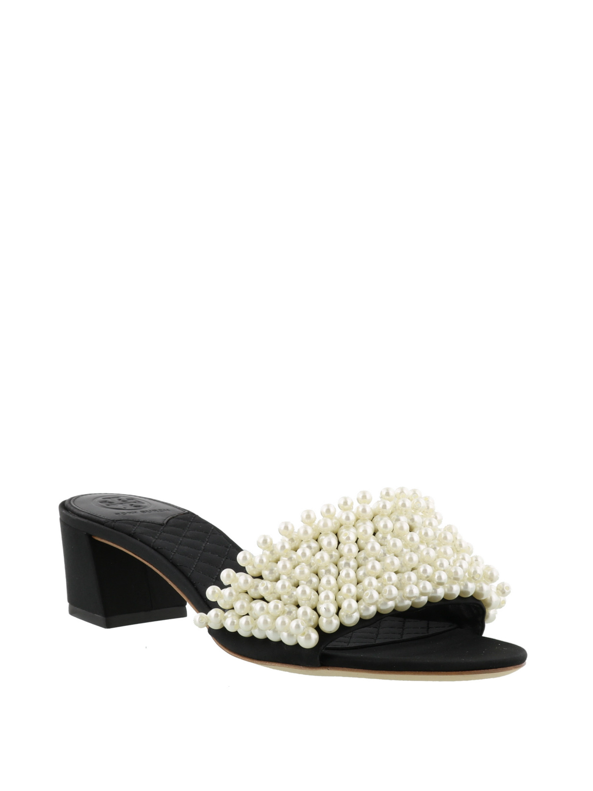942a84788da Tory Burch - Tatiana black slide sandals - sandals - 46044 001 ...