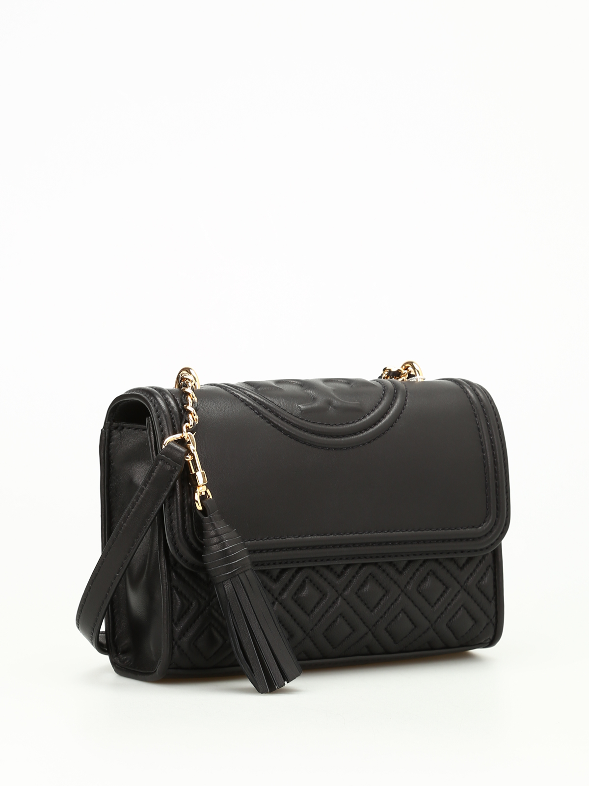 d3f0e40ca72 TORY BURCH  shoulder bags online - Fleming quilted leather small bag