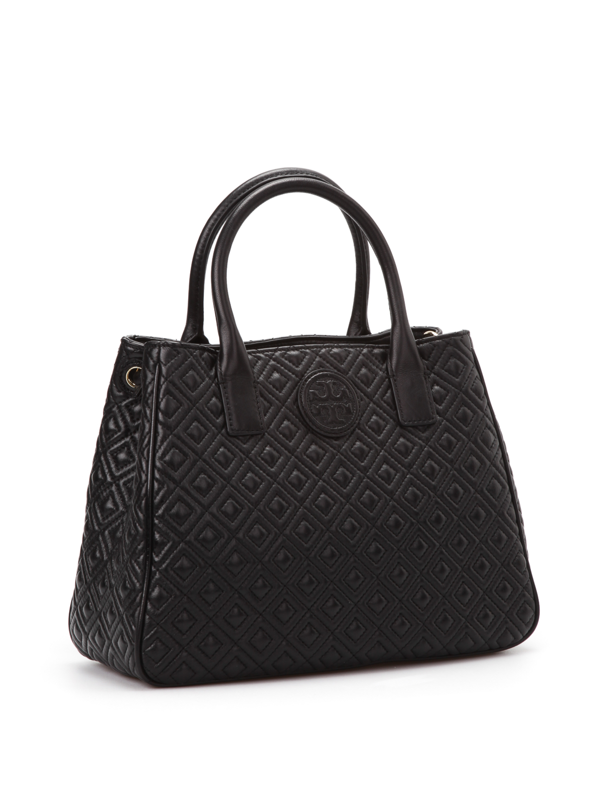Tory Burch Marion Quilted Tote Totes Bags 31159724001 Ikrix