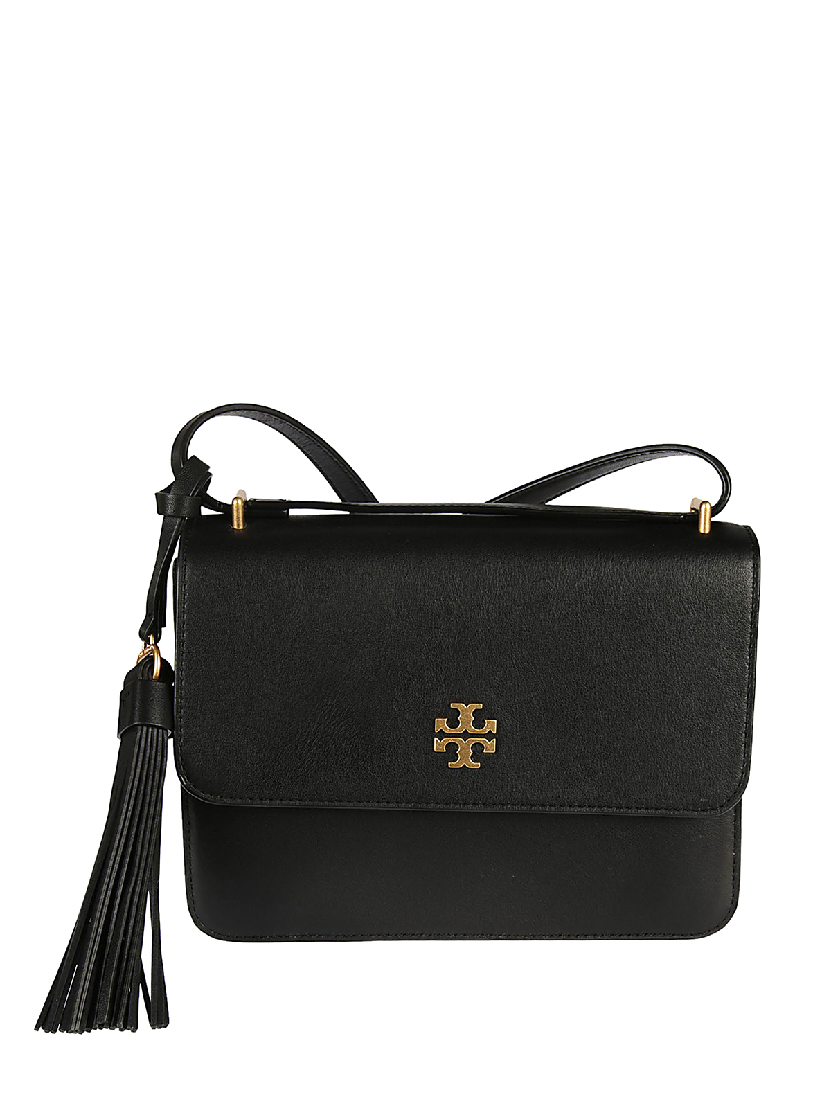 2dfd01e4ae76 Tory Burch - Brooke leather shoulder bag - shoulder bags - 44778 001