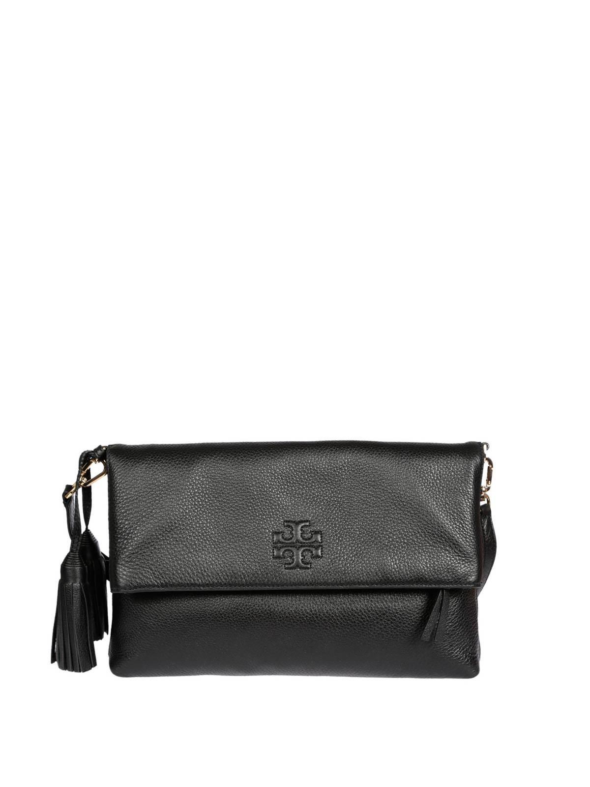 709d837b3da Tory Burch - Thea fold-over messenger bag - shoulder bags - 29105 001