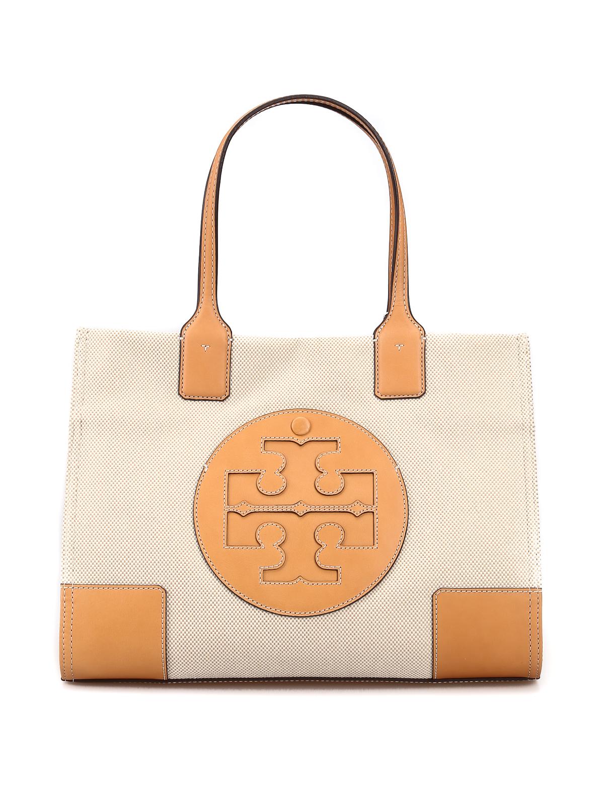 527d92caacb4 Tory Burch - Ella maxi logo canvas mini tote bag - totes bags - 45208254