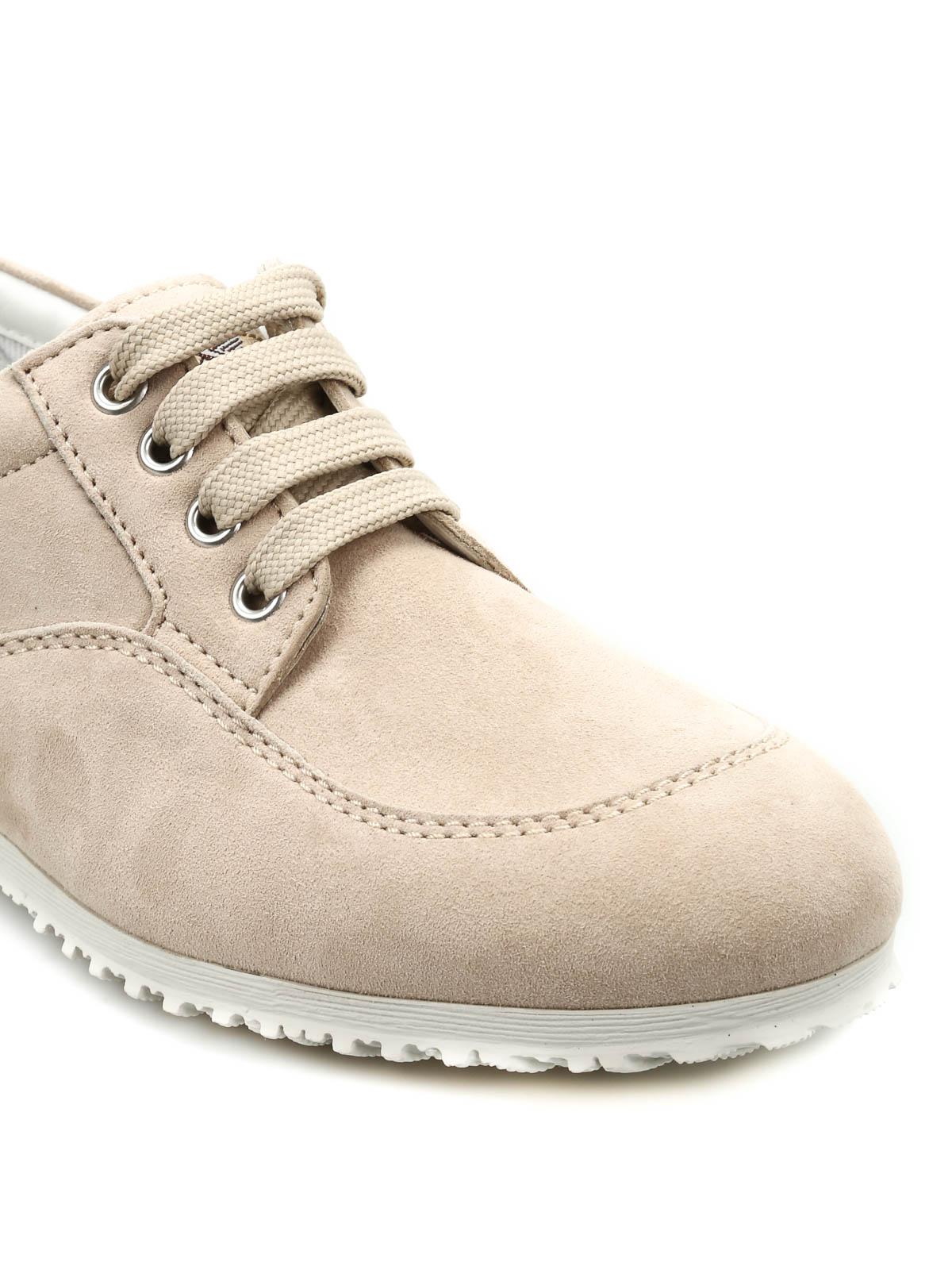Hogan - Stringate Traditional - sneakers - HXW2580R490CR0M024 ... 1ec6a9e5feb