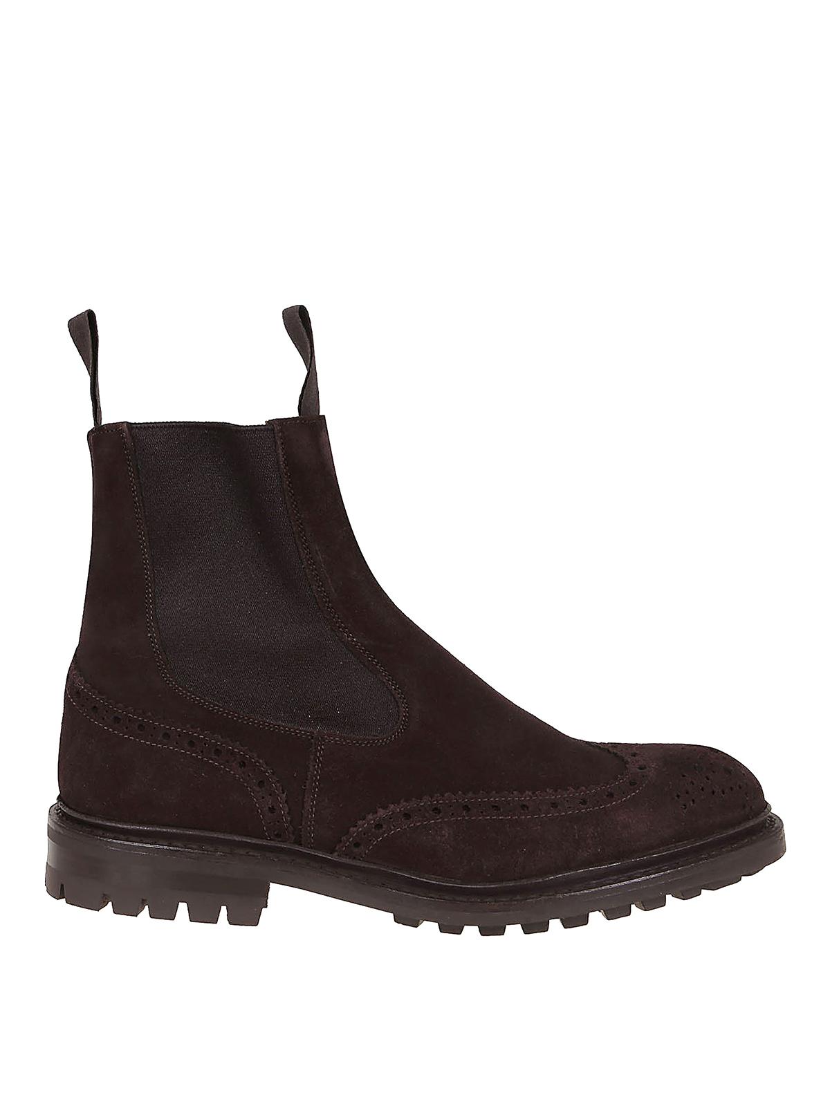 Tricker's - Henry Chelsea boots - نیم