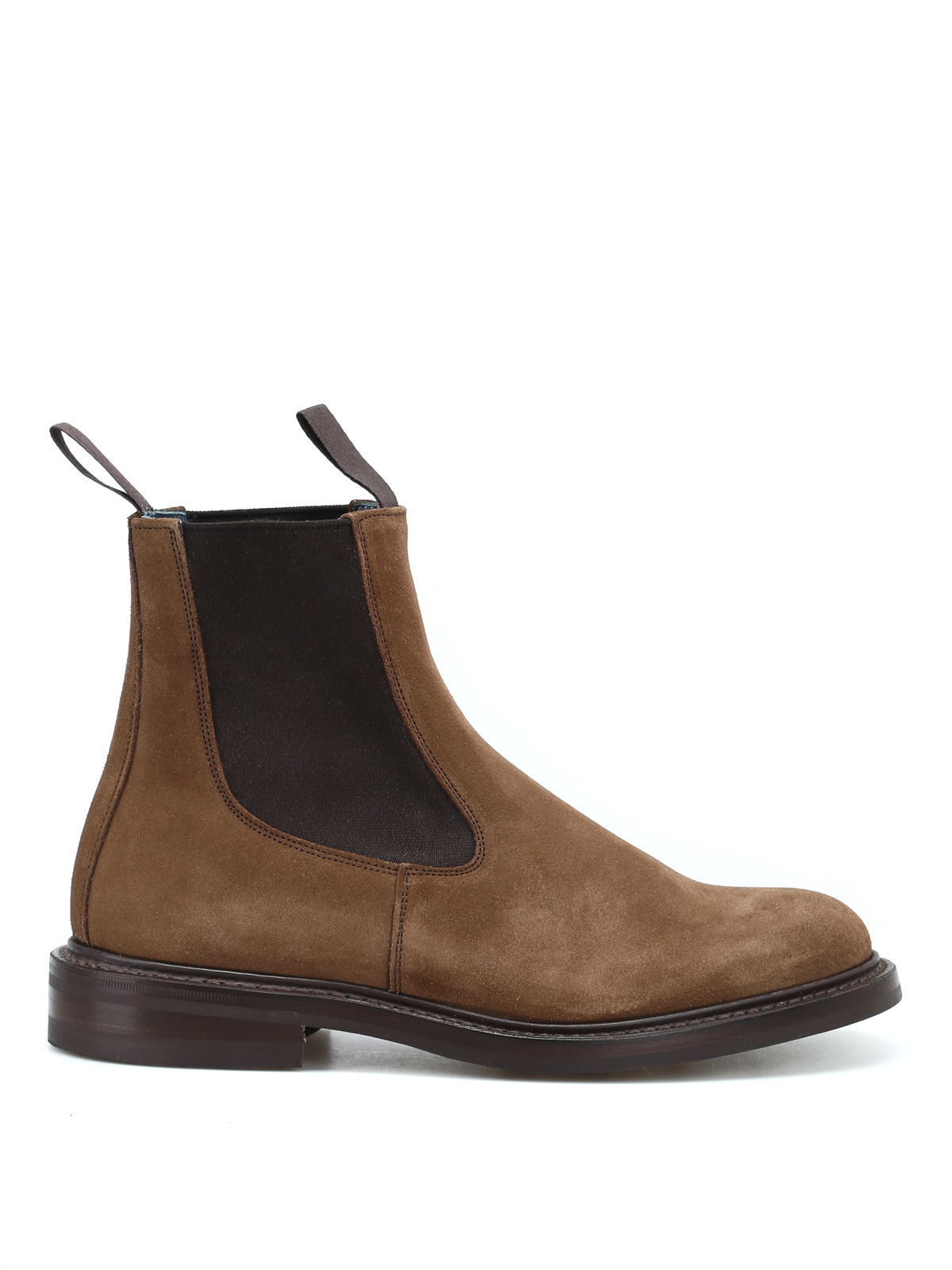 a1fcf5a88f01c Tricker s - Stephen Revival brown suede ankle boots - ankle boots ...
