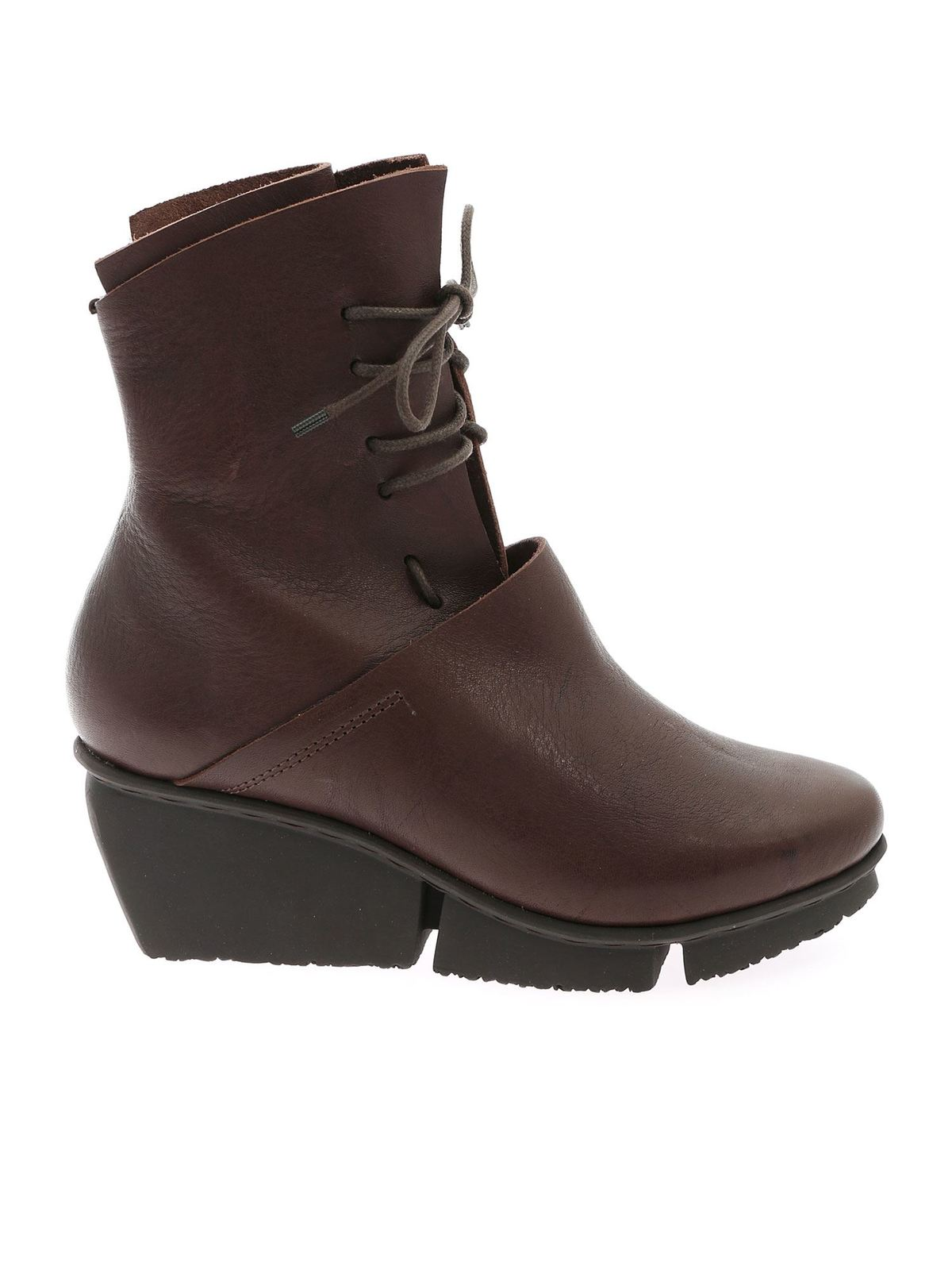 Trippen SHARE SHOES IN BROWN