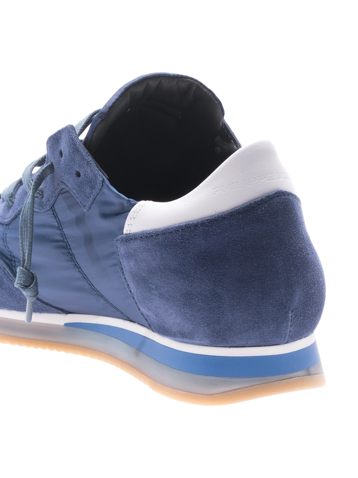Philippe Model - Tropez Mondial low top sneakers - trainers - TRLU W017 5e54b21c426
