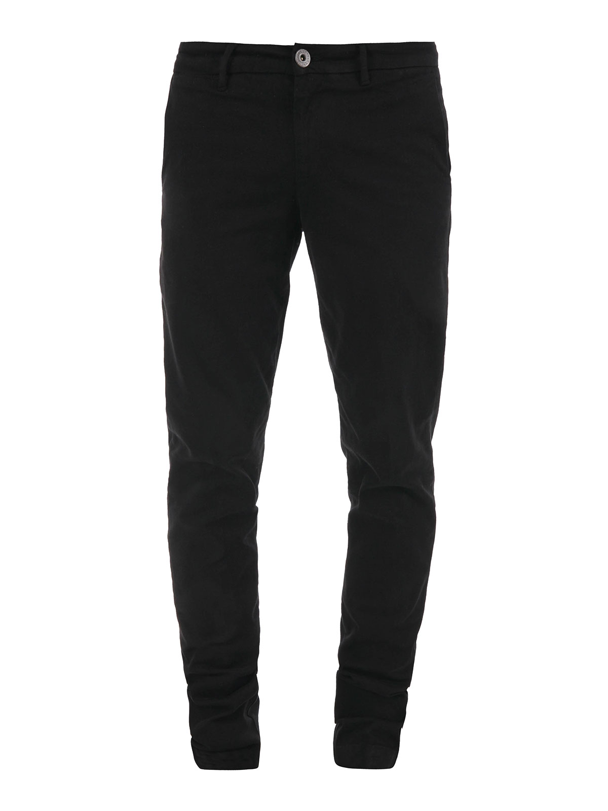 912292413a8 Trussardi - Pantalón De Traje Negro Para Hombre - Pantalones casual ...