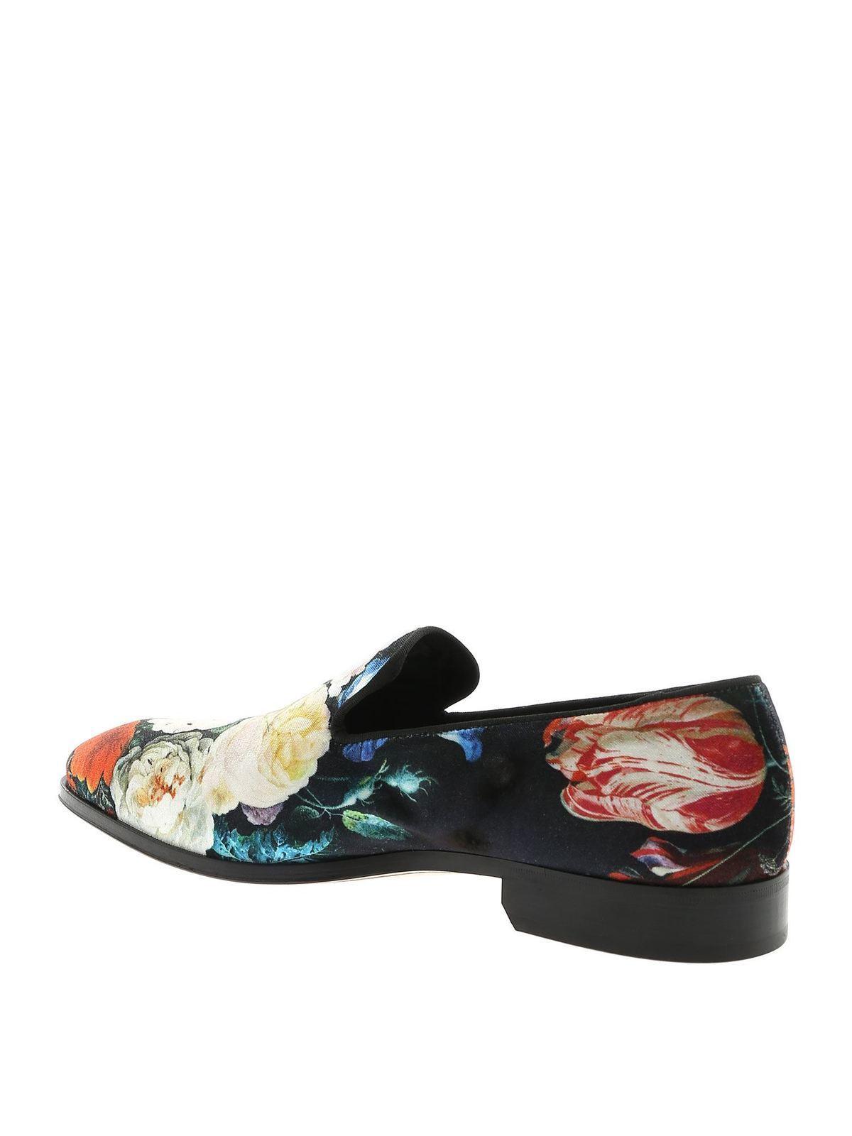 Paul Smith - Tudor multicolor loafers