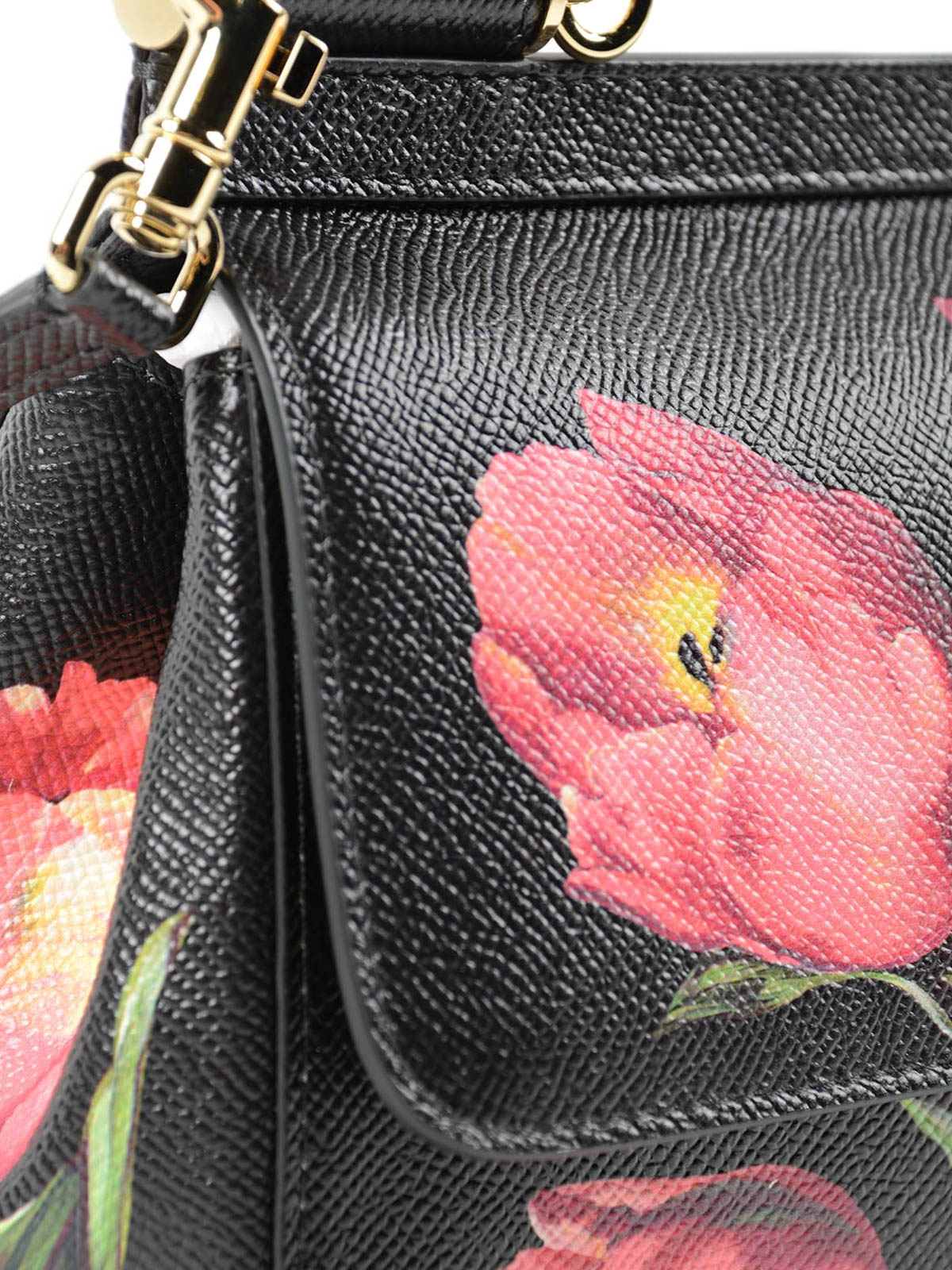 ebfb633a5e Dolce   Gabbana - Tulip print Sicily small crossbody - cross body ...