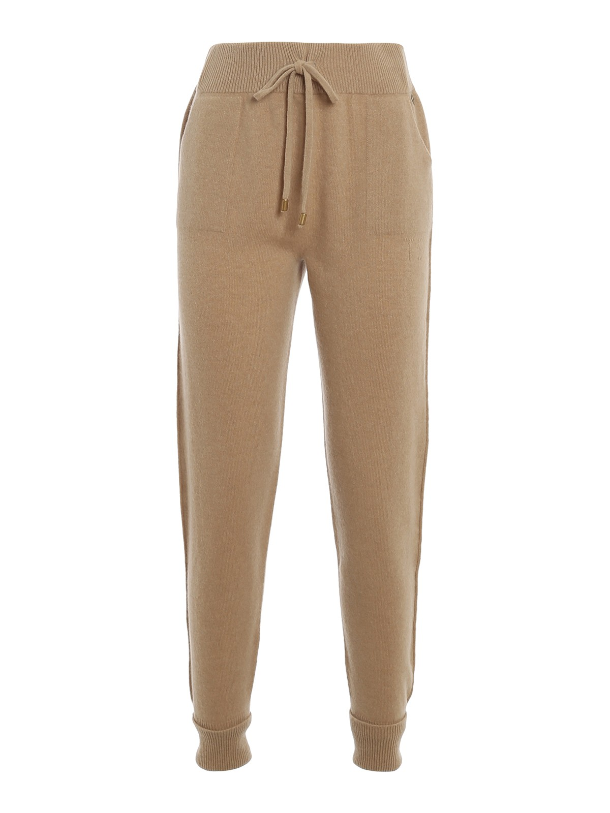 Twinset WOOL CASHMERE JOGGERS