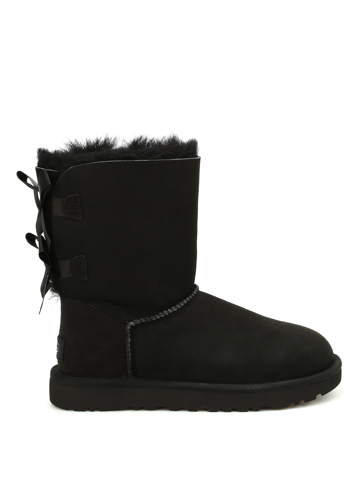 bailey bow ii ankle boots by ugg ankle boots ikrix. Black Bedroom Furniture Sets. Home Design Ideas