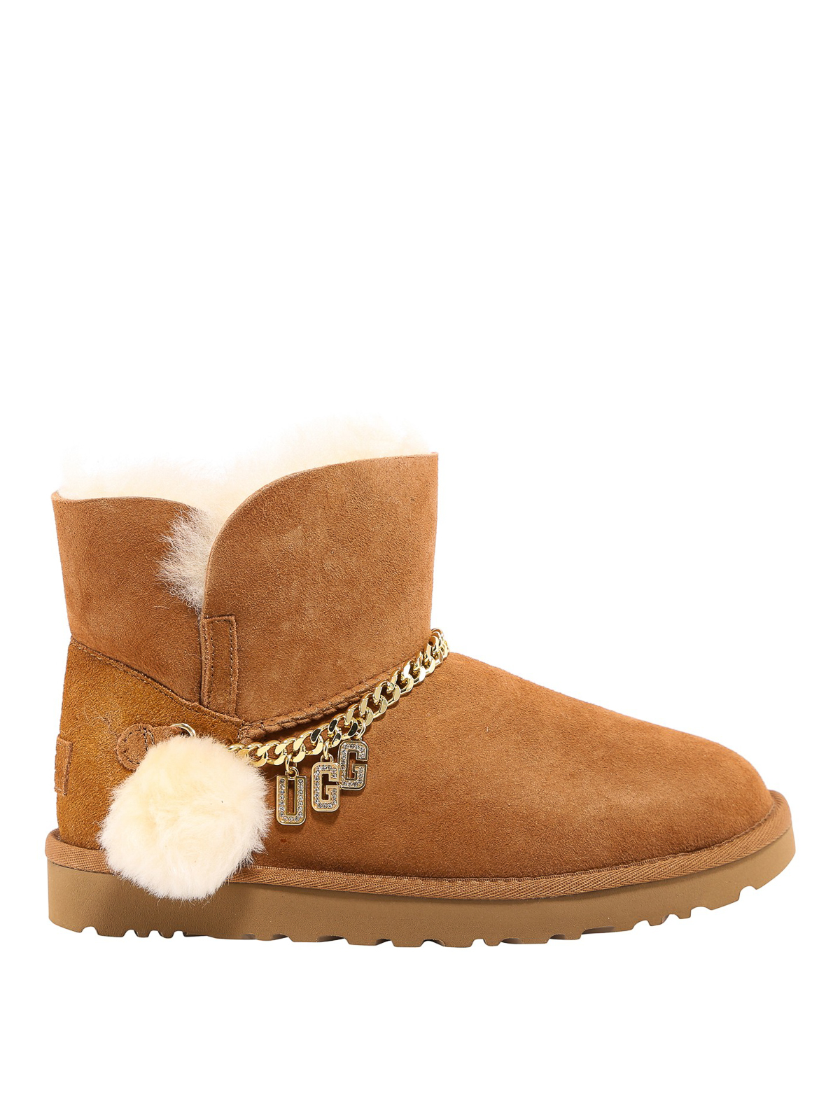 Ugg CLASSIC CHARM MINI BOOTIES