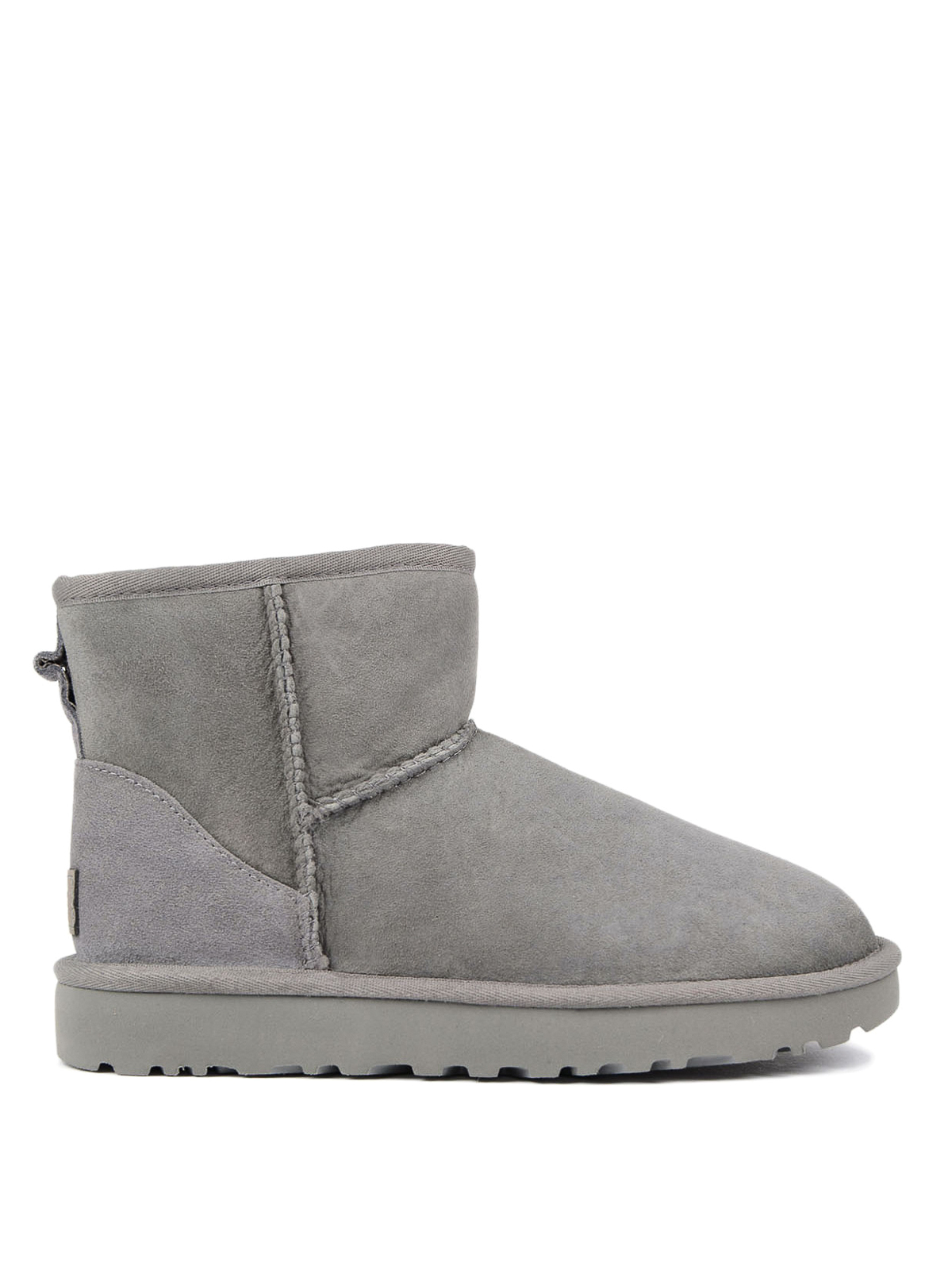 b3fb898ea85 Ugg Classic Mini Ankle Boots Grey - cheap watches mgc-gas.com
