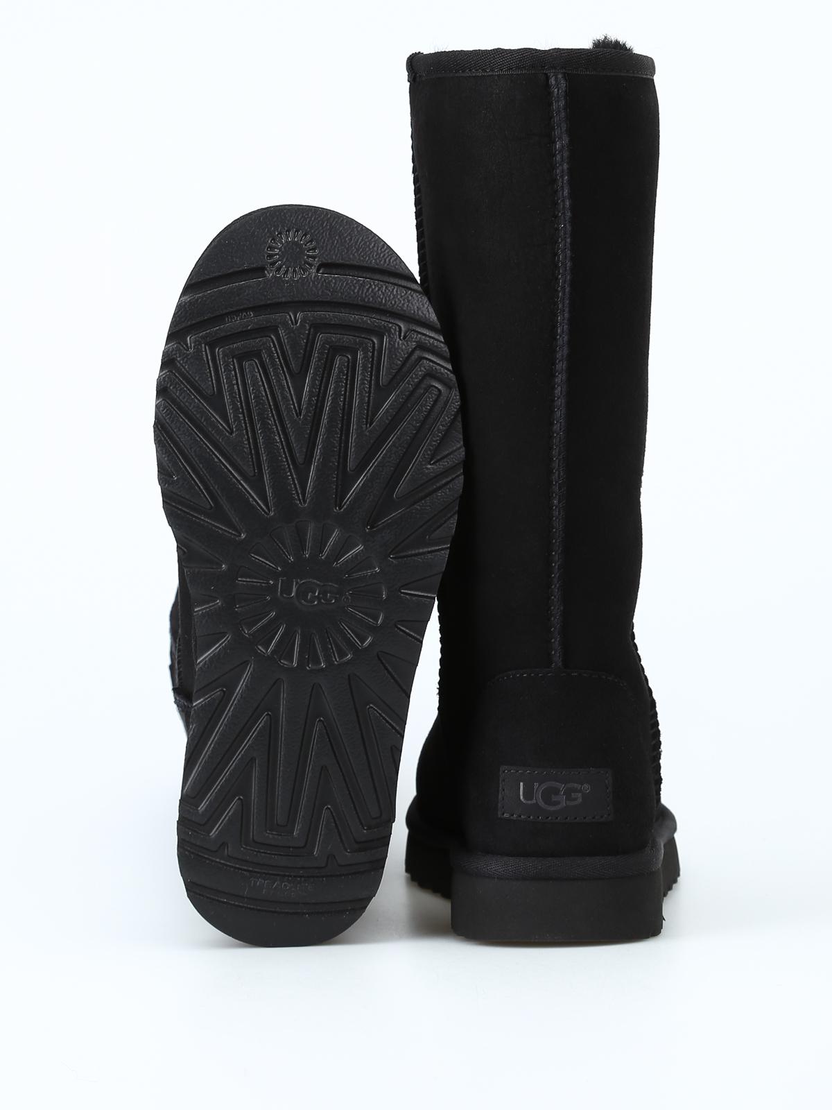 23f0c53d654 Ugg - Classic Tall II black boots - boots - 1016224 BLACK   iKRIX.com