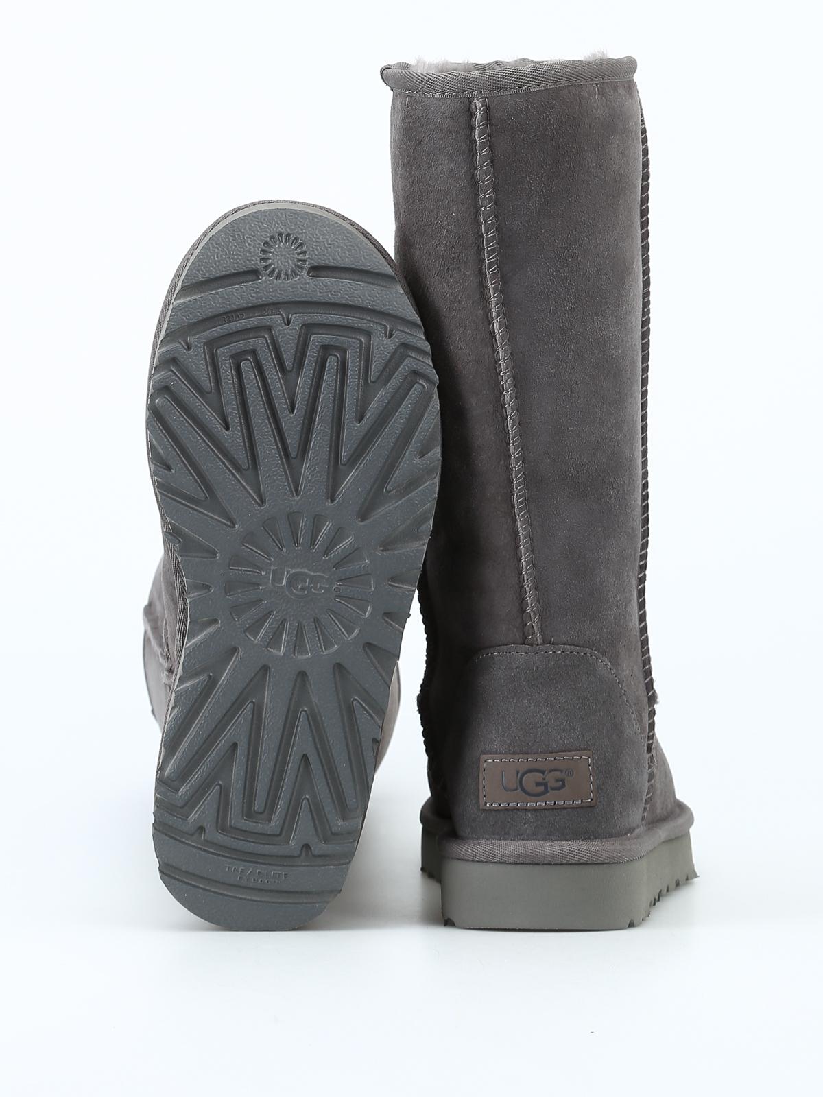 1344d50e435 Ugg - Classic Tall II grey boots - boots - 1016224 W Grey | iKRIX.com