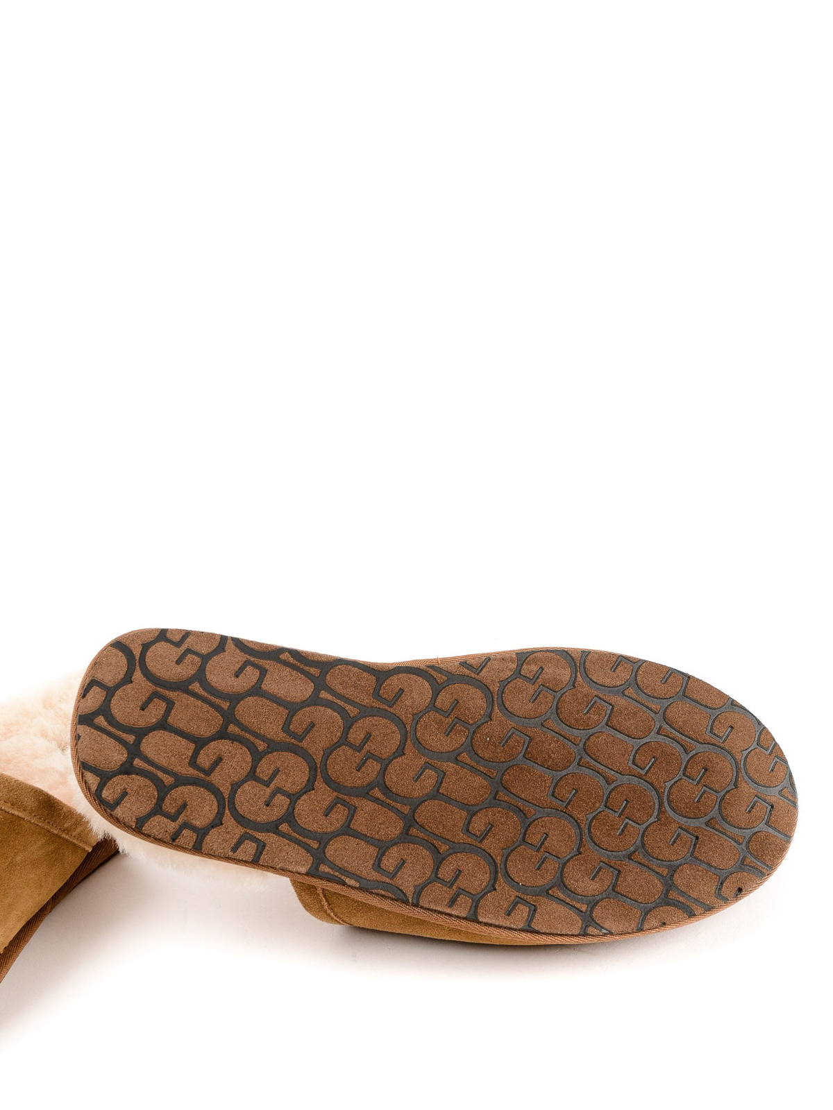 bed57617f478 Ugg - Wool insole Scuff slippers - Loafers   Slippers ...