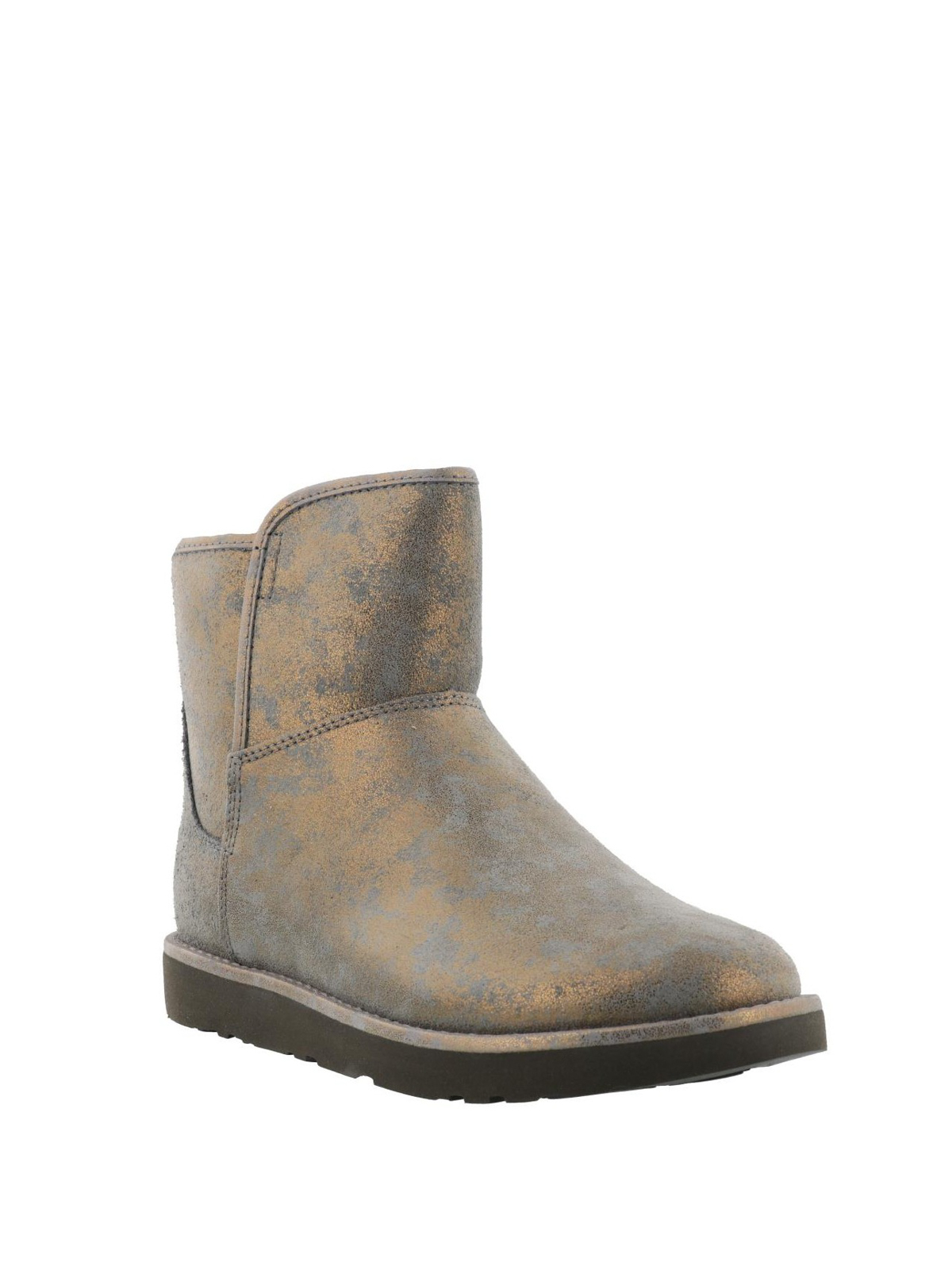f02b70e710e Ugg - Abree Mini Stardust ankle boots - ankle boots - 1094675 GUNMETAL