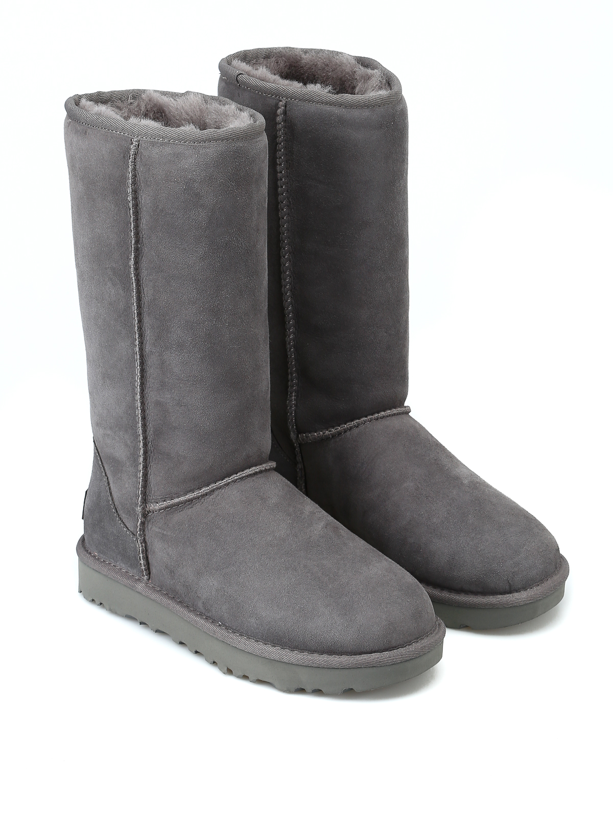ugg classic tall ii grey boots boots 1016224 w grey ikrix com rh ikrix com