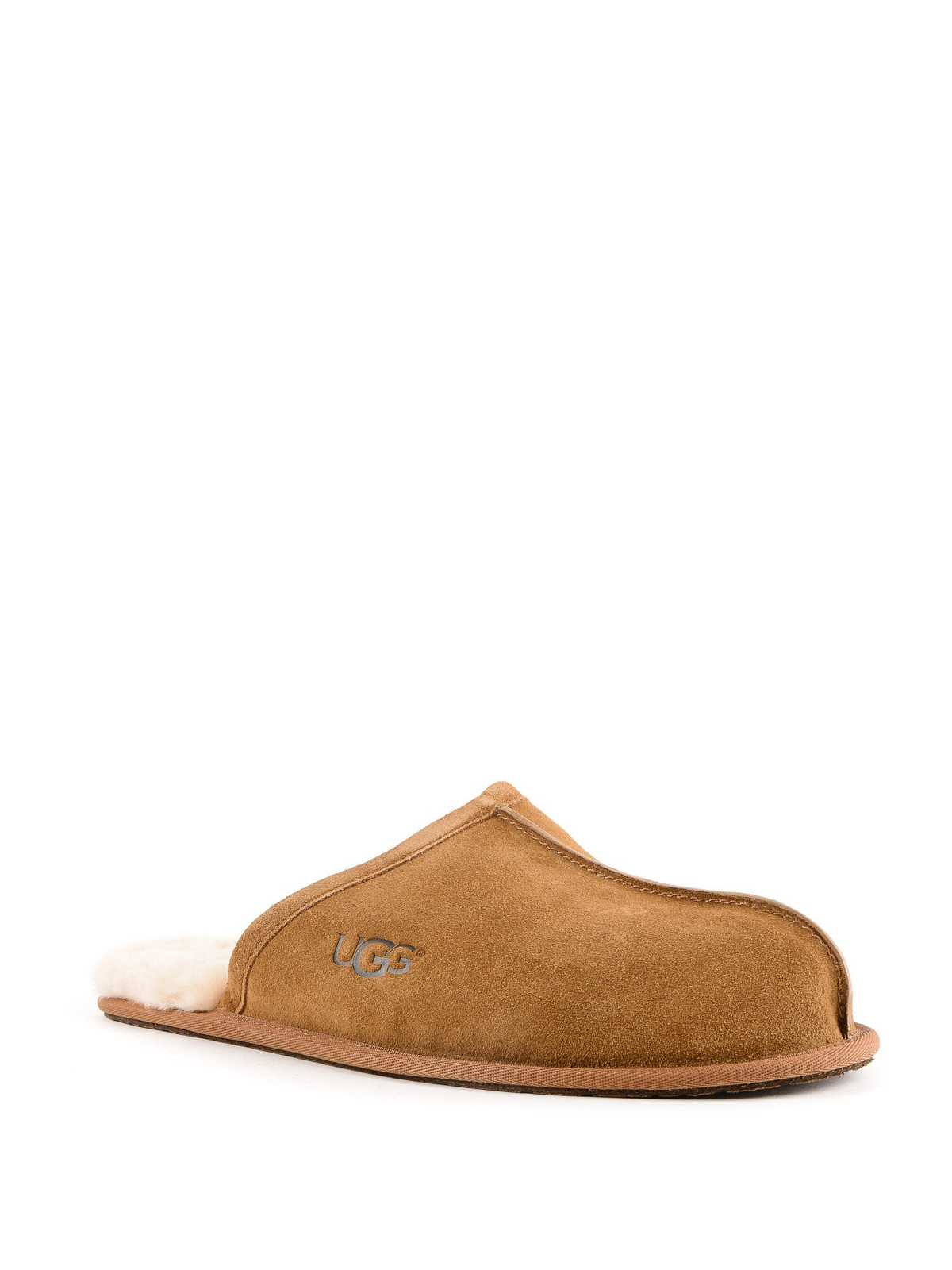 b203ef6be23 Ugg - Wool insole Scuff slippers - Loafers & Slippers ...