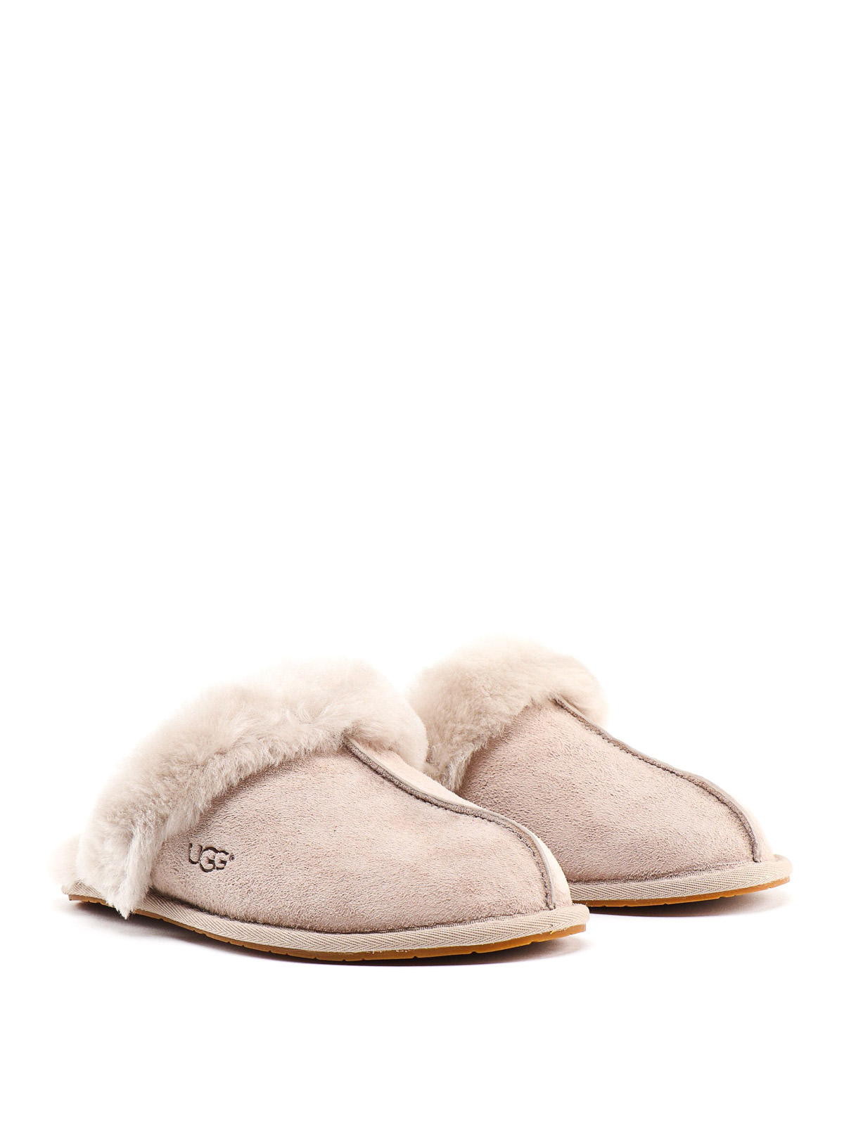 outlet store 5ce29 511eb Ugg - Ciabatte Scuffette II - sabot - 5661OYSTER | iKRIX ...