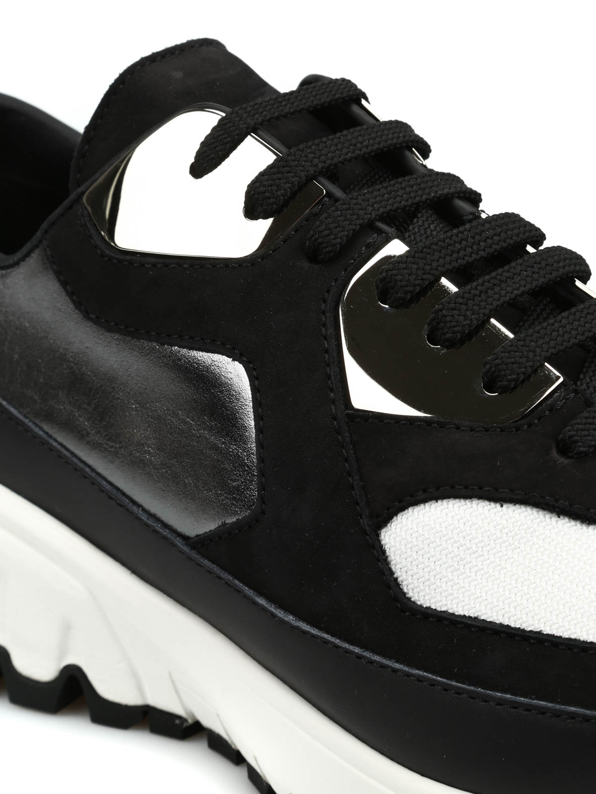 Neil Barrett runner sneakers under $60 for sale zzrONI4gDb