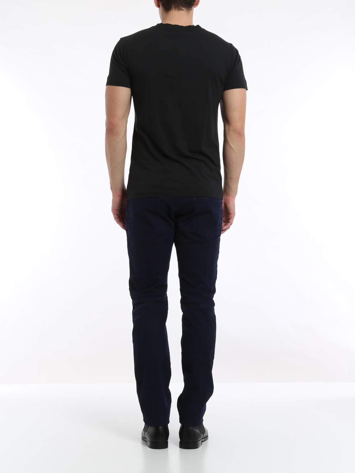 V neck good fashion t shirt by pierre balmain t shirts for V neck t shirt online shopping