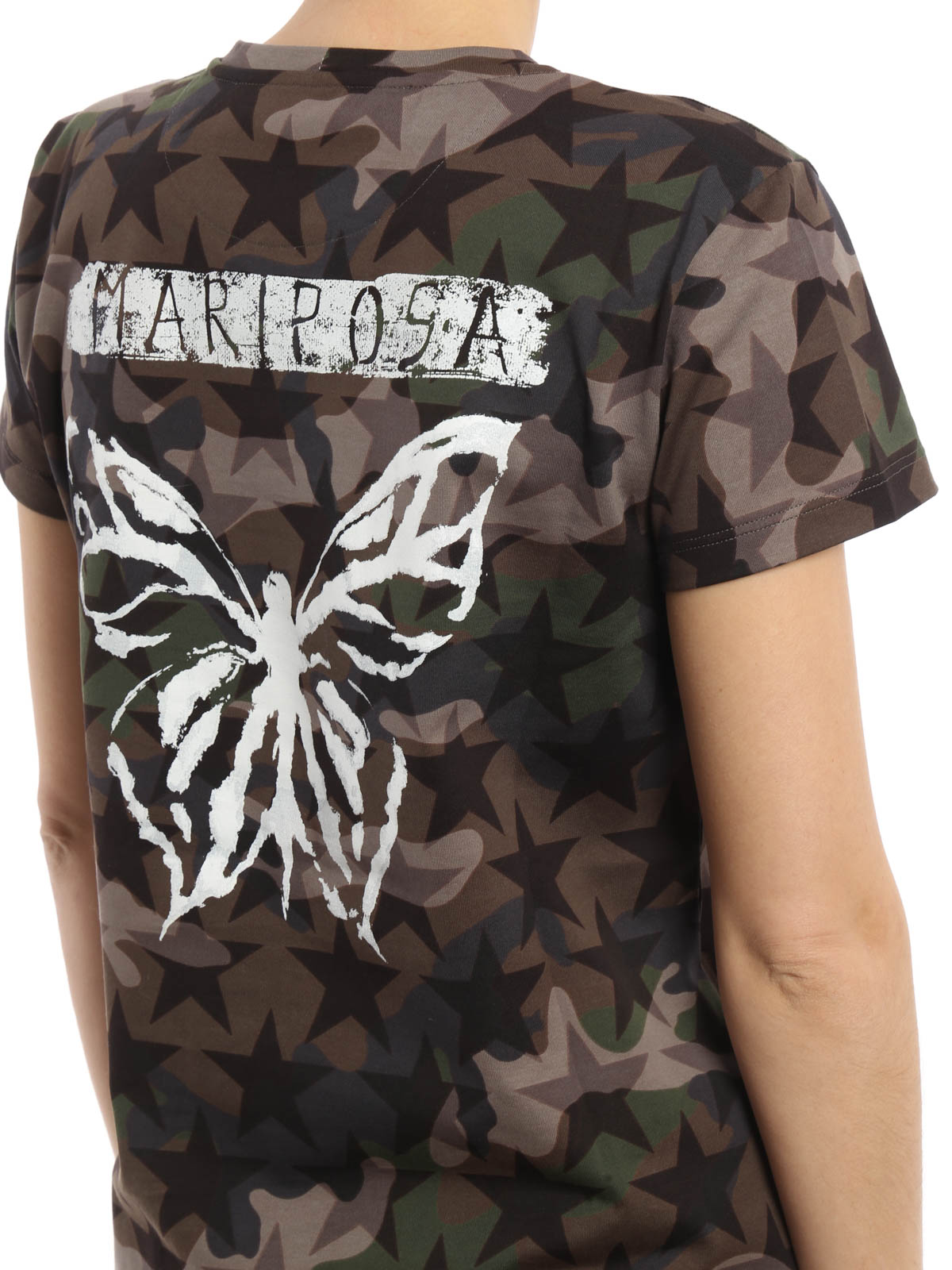 Valentino buy online Camustars Mariposa T-shirt